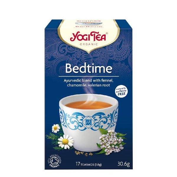 Yogi Tea Bedtime BIO 17 Φακελάκια σε χάρτινο κουτί