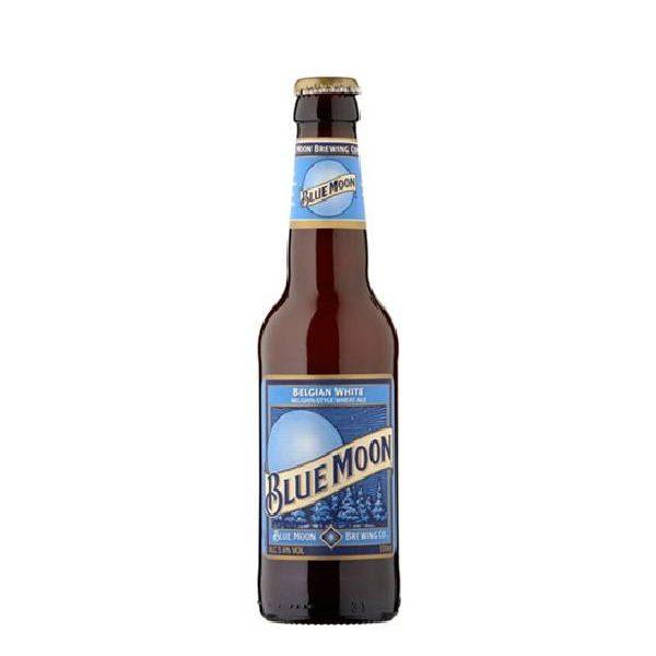 Μπύρα Blue Moon, σε γυάλινο μπουκάλι