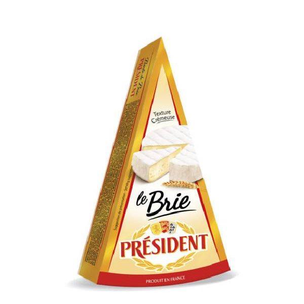 Μαλακό Τυρί Le Brie 60% τυλιγμένο σε αλουμινένια συσκευασία 200gr