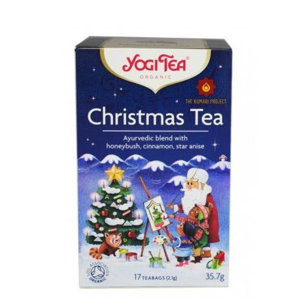 Yogi Tea Christmas Edition, 17 Φακελάκια, σε χάρτινη συσκευασία