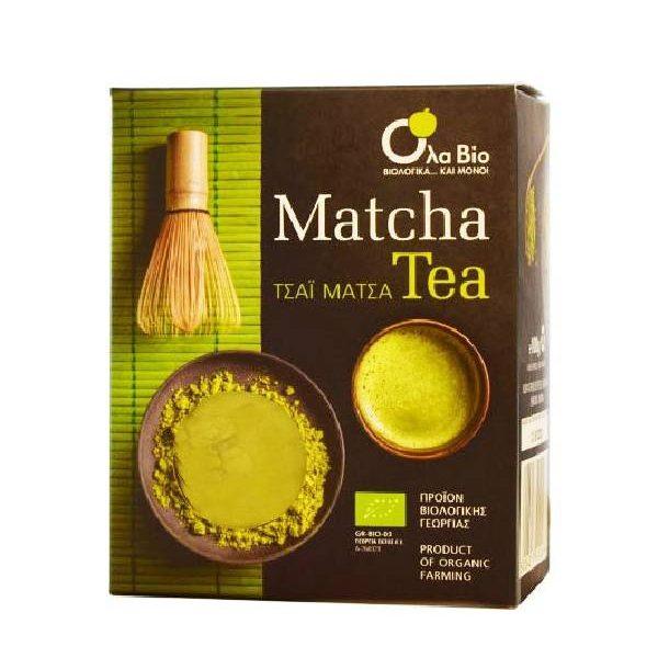 Τσάι Matcha Ιαπωνίας σε χάρτινη συσκευασία