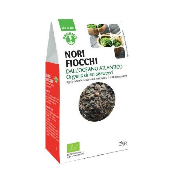 ΒΙΟ Φύκια Nori σε νιφάδες σε χάρτινη συσκευασία