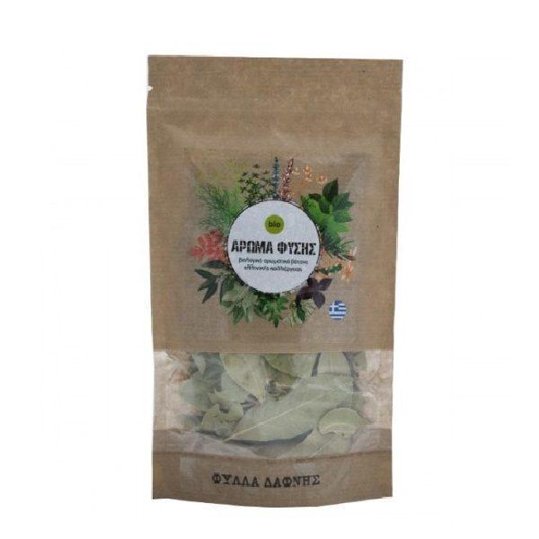 Φύλλα Δάφνης σε χάρτινη συσκευασία