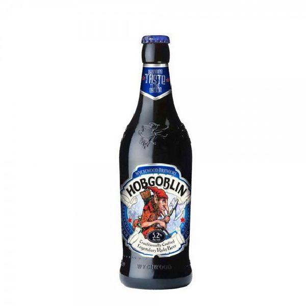 Μπύρα Hodgoblin σε σκούρο μπουκάλι