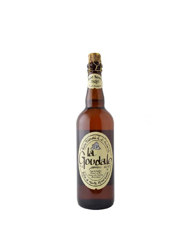 Μπύρα La Gudale σε καφέ μπουκάλι