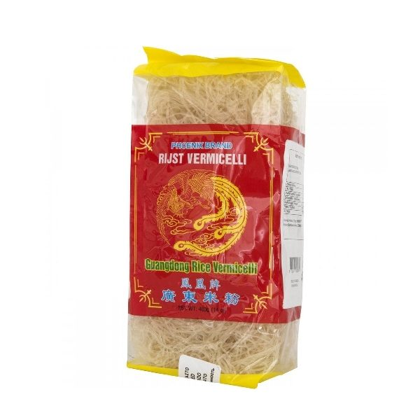 Noodles Ρυζιού σε διάφανη νάυλον συσκευασία