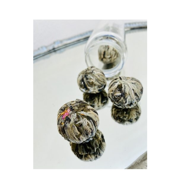 4 αποξηραμένα άνθη Blooming Tea