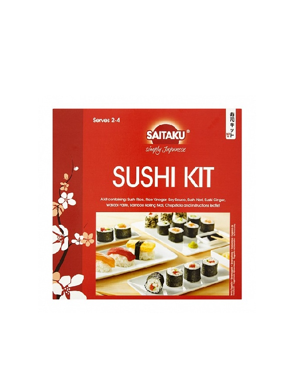 πακέτο για να φτιάξετε μόνοι σας σούσι
