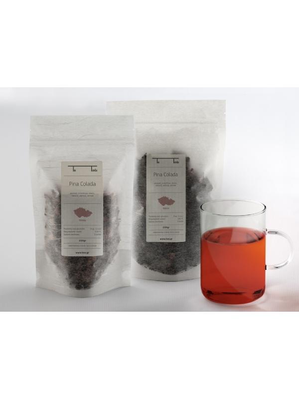 τσάι pina colada συσκευσμένο