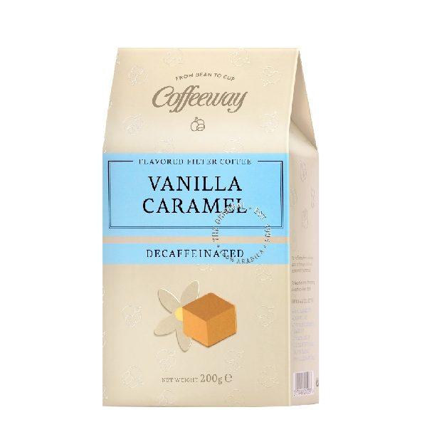 καφές φίλτρου decaf σε χάρτινη συσκευασία