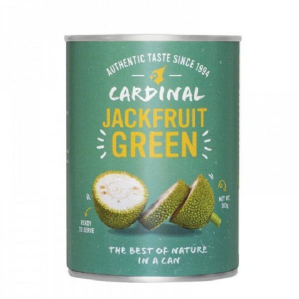 Εξωτικό Φρούτο Jackfruit Πράσινο σε κονσέρβα