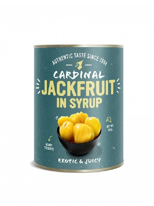 Jackfruit Κίτρινο σε Σιρόπι σε κονσέρβα