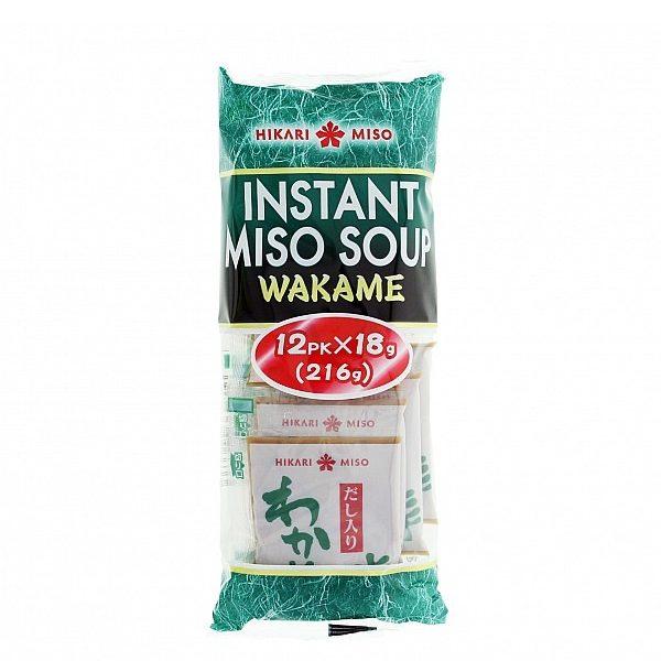 Σούπα Στιγμής Miso Wakame σε σακουλάκι