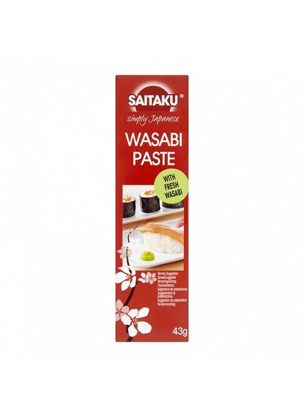 Πάστα Wasabi / Γουασάμπι σε μακρόστενη συσκευασία