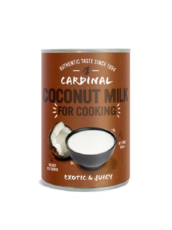 Γάλα Καρύδας για Μαγειρική σε κονσέρβα