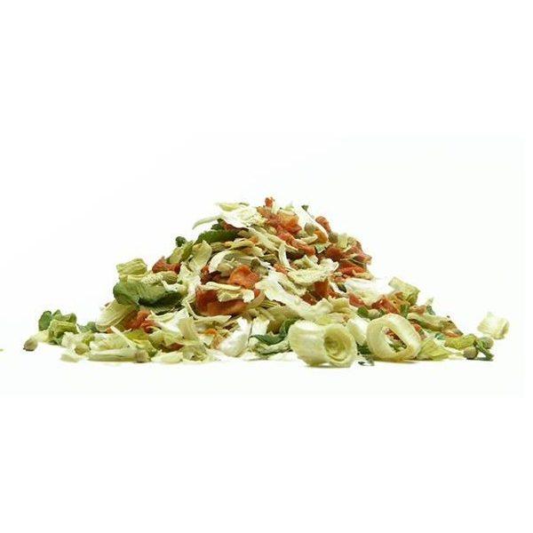 αποξηραμένα λαχανικά μείγμα χύμα