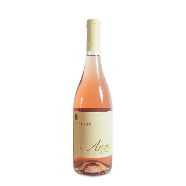 angel ροζέ ξηρό σε μπουκάλι