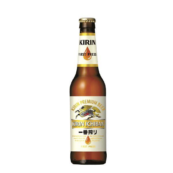 ιαπωνική μπύρα σε μπουκάλι