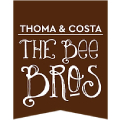 The Bee Bros logo