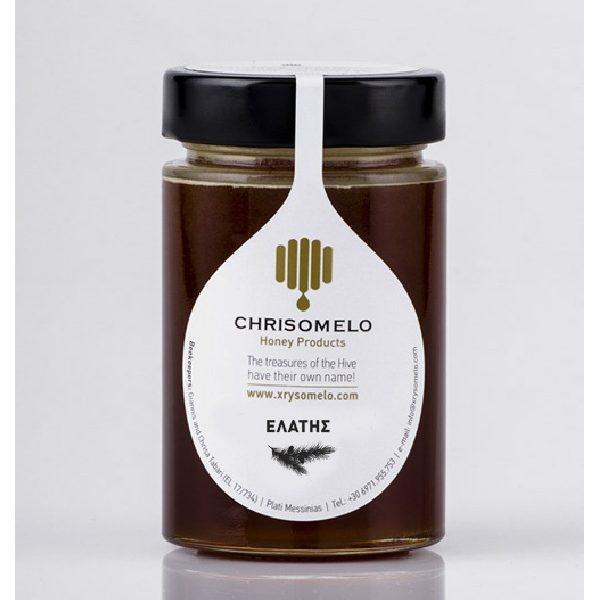 Μέλι Ελάτης σε βάζο 450gr - Χρυσόμελο