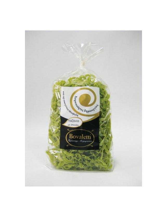 Πράσινα Λαζάνια Σπανάκι σε συσκευασία