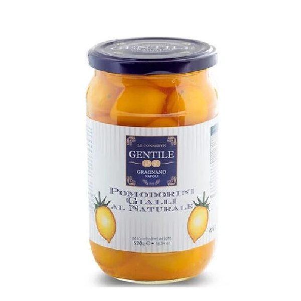 Κίτρινα Ντοματίνια Pomodorini Gialli σε βάζο